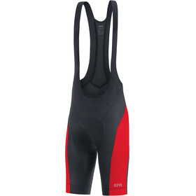 GORE WEAR C3 Bib Tights short Men black/red
